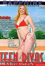 teen divas 5 sexy starlets