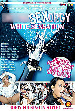 sex orgy white sensation