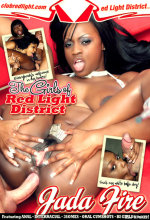 the girls of red light district: jada fire