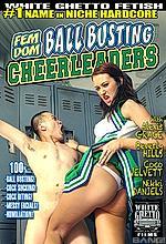 fem dom ball busting cheerleaders