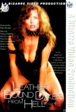 leather bound dykes from hell 4