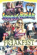spring break freak fest