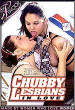 chubby lesbians in love