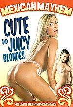 cute and juicy blonde