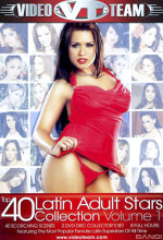 top 40 latin adult stars collection