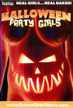halloween party girls