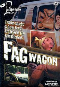 cum guzzling fag wagon