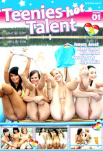 teenies hot talent