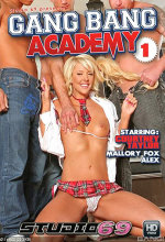 gang bang academy 1
