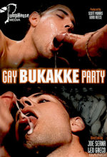 gay bukakke party