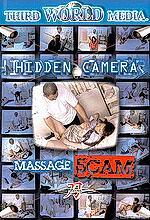 hidden camera massage scam