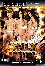 only brunettes