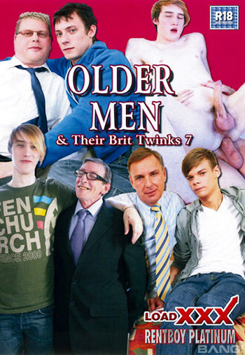Old males and their brit twinks