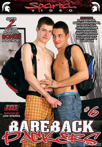 bareback packers 6