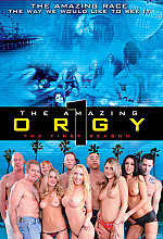 the amazing orgy 1: the first season
