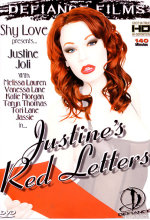 justine's red letters