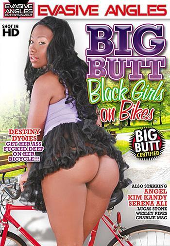 Big Black Girls Tribbing