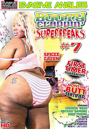 Booty Clappin Super Freaks