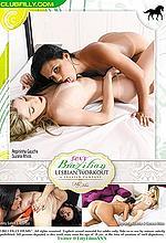 sexy brazilian lesbian workout