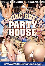 spring break party house