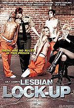 lesbian lock up