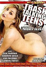 trash talking teens