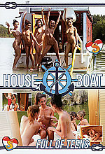 houseboat full of teens