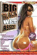 big black wet asses