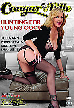 cougar ville - hunting for young cock