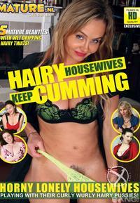 hairy housewives keep cumming