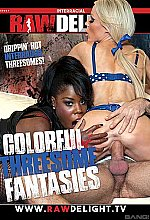 colorful threesome fantasies