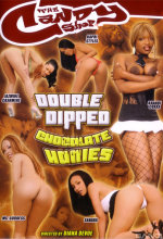 double dipped chocolate honies