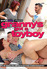 grannys got a toyboy