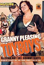 granny pleasing toyboys