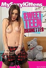 my sexy kittens - weet teen brunettes