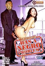 francesca has a negro problem!