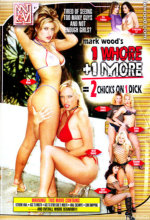 one whore plus one more equals 2 chicks and 1 dick