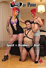 squirt + hardcore + anal