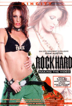 rock hard: making the video dvd