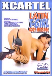 latin t-girl body massage