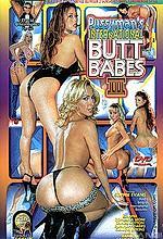 international butt babes #3