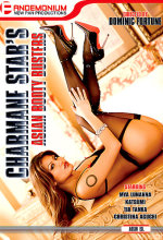 charmaine stars asian booty busters
