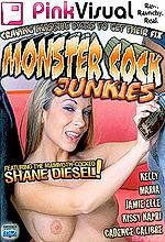 monster cock junkies