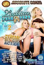 lesbian fuckfest 2