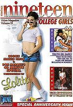 nineteen video magazine 19